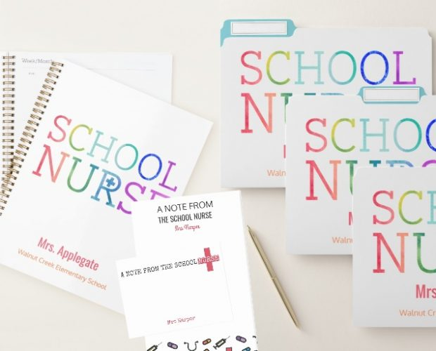 Personalized School Nurse Gifts