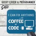 Geek Gifts For Coders & Programmers