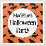 Personalized Halloween Party Supplies