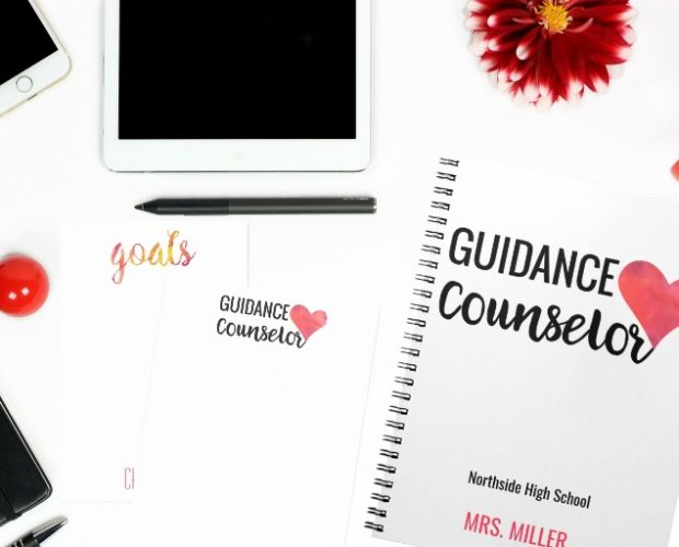 Personalized Guidance Counselor Gifts
