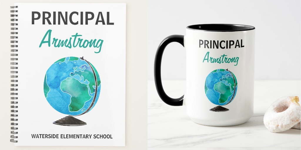 Personalized Principal Gifts