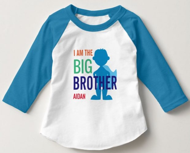 Personalized Big Brother Shirts