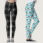 Custom Trendy Leggings