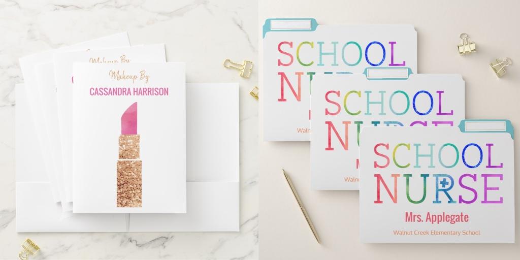 Personalized Folders