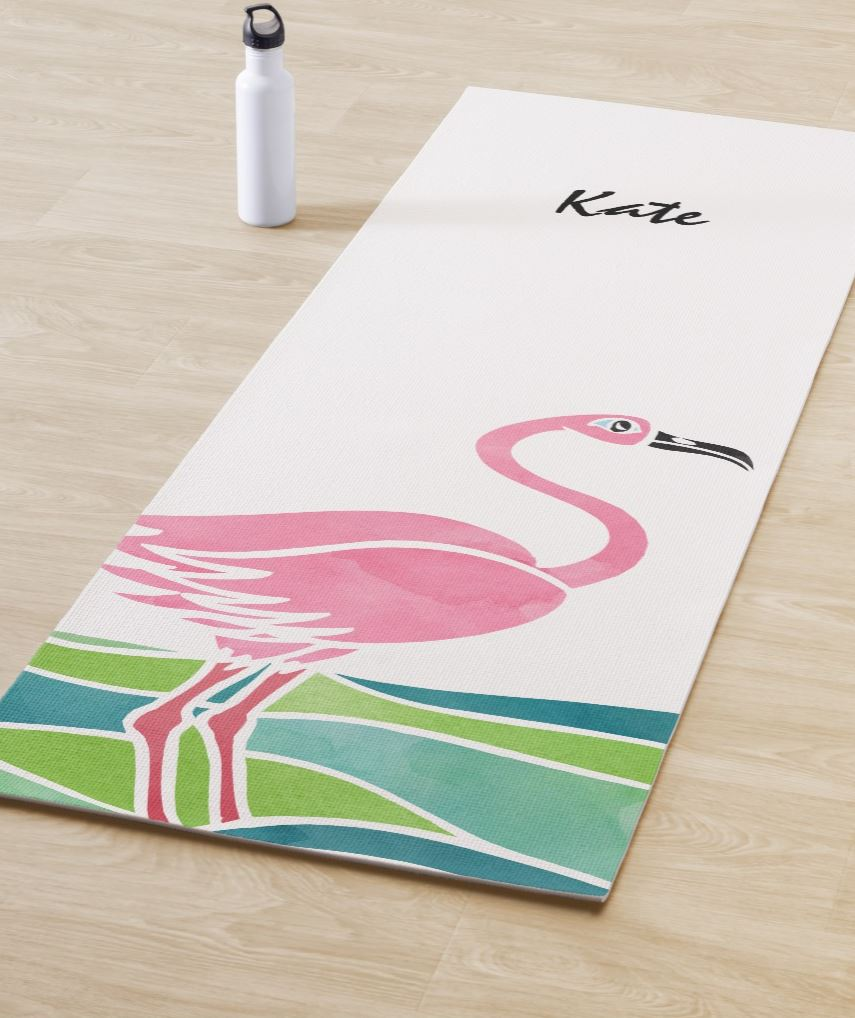 Personalized Yoga Mats