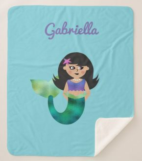 Mermaid Girl Gifts