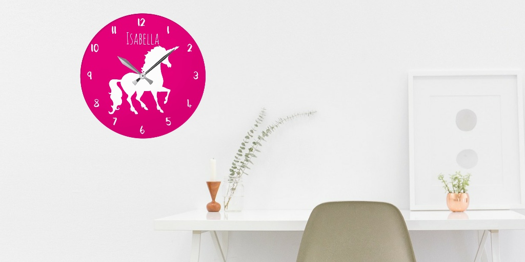 Personalized Wall Clocks