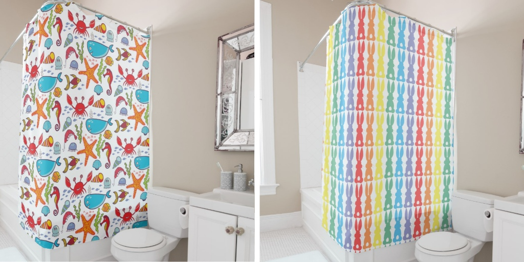 cute shower curtains - Cute Shower Curtains