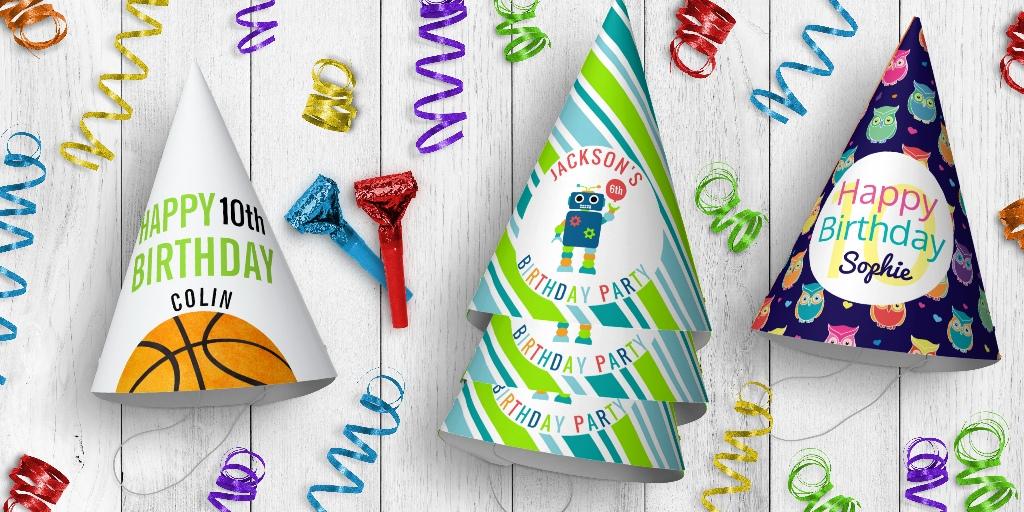 Custom Party Hats - Sam Ann Designs 1582bcbd1e0