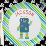 Kids Personalized Plates