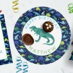 Dinosaur Birthday Party Supplies